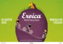 Domenica 30 agosto la quarta edizione di Eroica Montalcino. Tanta fatica ma anche tanto divertimento in Val d'Orcia nel rigoroso rispetto delle regole di sicurezza