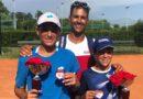 Arezzo: doppio titolo regionale per il Tennis Giotto con Ciurnelli e De Vizia