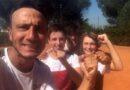 Arezzo: terzo posto in Toscana per l'Under14 del Tennis Giotto