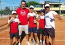 Arezzo: il Tennis Giotto è campione d'Italia con la squadra Under12