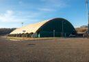 Chiusi :partita l'ultima fase dei lavori per il completamento del nuovo Palasport. Interventi all'interno e all'esterno della struttura che porteranno alla sua inaugurazione entro primavera