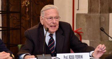 Sarteano: morto il prof. Pierlugi Rossi Ferrini, il ricordo di Sergio Bologni
