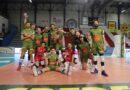 Volley : la KemasLamipel Santa Croce sconfitta dalla Emma VillasAubay Siena 0-3