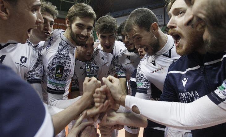 Volley: la Emma VillasAubay Siena batte la Sieco Service Ortona 3-0