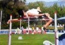 Federico Rubechini dell'Alga Atletica Arezzo vola sempre più in alto