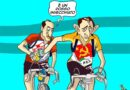 """Marciano della Chiana : Chianina Comics, torna il concorso di grafica umoristica sulle due ruote. Il tema della quinta edizione del concorso è """"100 anni del Partito Comunista Italiano – 70 anni in fuga"""""""