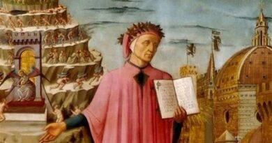 """Oggi settimo appuntamento con la Divina commedia """"rivisitata"""" in narrazione poetica da Piero Strocchi"""