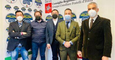"""Toscana : mozione gruppo consiliare Fdi, """"la Regione dia un segnale per sostenere famiglie e imprese. Nel bilancio di previsione 2022 riduca del 10% le accise regionali sul prezzo del gas naturale"""""""