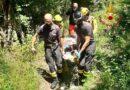 Castellina in Chianti: cade da cavallo in un posto disagevole. Un 67enne raggiunto a piedi dal 118, dal soccorso alpino e dai vigili del fuoco. Con il Pegaso poi in codice rosso alle Scotte