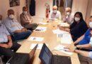Toscana : ferrovie locali; consiglieri regionali Ceccarelli, De Robertis e Rosignoli (Pd) con il Presidente Giani incontrano LFI
