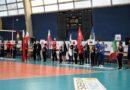 Chianciano : cerimonia di apertura e avvio del 4° Campionato Mondiale di volley per atleti sordi. Vince la nazionale italiana maschile contro la Bulgaria