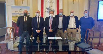 Toscana : sviluppo e ricerca applicata, Regione e Comuni firmano intesa con Natur Essence presente a Poggibonsi con sedi a Barberino Tavernelle e a San Gimignano