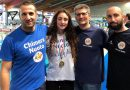 Arezzo: Eleonora Camisa va a Malta con la rappresentativa toscana di nuoto