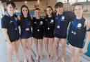 Arezzo: nove titoli toscani per i giovani atleti della Chimera Nuoto