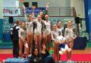 Pioggia di medaglie a Santa Fiora: sul podio dei campionati regionali le ginnastedella asd White Gym Amiata