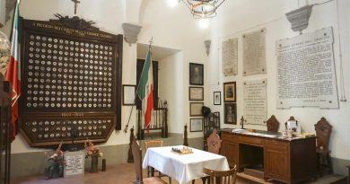 Monte San Savino tiene vivo il ricordo dei caduti. Sabato 23 marzo inaugurazione del Museo della Rimembranza