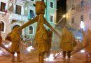 """Pitigliano: Coronavirus; quest'anno la Torciata di San Giuseppe si celebra da casa con la creazione del """"puccio"""""""