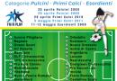 Calcio: al via la IV edizione del Torneo Città del Tufo. Da giovedì 25 aprile al 12 maggio