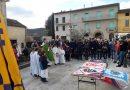 Sarteano: più di 30 cavalli, parecchi cani e qualche gatto alla benedizione degli animali per Sant'Antonio Abate