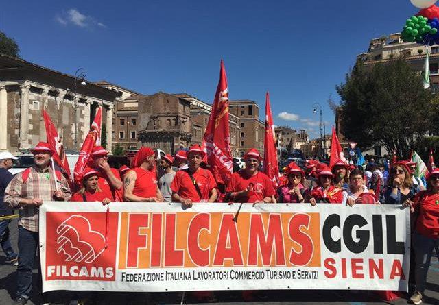 Gruppo Sanitari Italia Spa.Siena Denuncia Filcams Cgil Nei Distretti Sanitari Manca