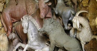 Firenze: restauro della Grotta degli animali della Villa Medicea di Castello, giovedì la presentazione alla Crusca