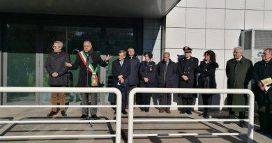 San Gimignano: inaugurata la nuova sede del Comune per il Comando della Polizia Municipale, la sala di coordinamento di Protezione Civile, il servizio manutenzioni e quello informatico