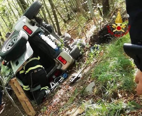 Roccastrada: un 29enne muore in seguito a un incidente sulla strada tra Scarlino e Gavorrano