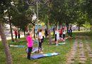 """Sansepolcro: """"Parchi in movimento"""", al via l'attività fisica gratuita all'aperto"""