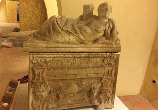 Monteriggioni: percorso espositivo sugli Etruschi prorogato fino al 25 agosto