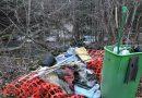 Consorzio Bonifica 2: fiumi puliti; i lavori in corso portano a galla un diffuso malcostume. Quintali di rifiuti