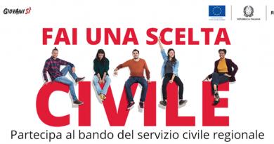 Siena: servizio civile regionale; prorogata la scadenza del bando al 28 giugno.90 i posti disponibili nell'Ausl Toscana sud est