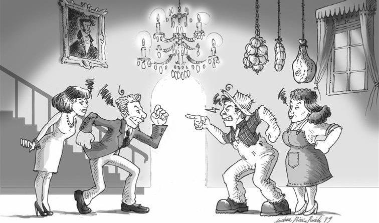 """Montepulciano: la Compagnia del Bucchero porta le sue """"Vacanze Forzate"""" ai Concordi"""